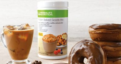 Protein Baked Goods Mix